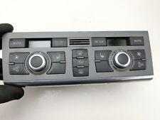 Audi A6 4F 6C 04-08 Bedienteil Heizung Klimabedienteil Sitzheizung 4F1820043J