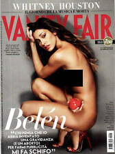 VANITY FAIR,Belen Rodriguez,Whitney Houston,Rupert Everett,Lady Gaga,Maria Port
