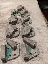 Diamatic Concrete Surf Prep-120/140 Grit Buffalo Diamond Wing Grinding Set of 9