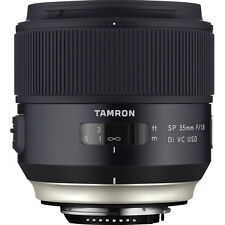 Tamron SP 35mm f/1.8 Di VC USD Lens for Nikon Mount (AFF012N-700)