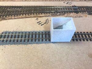HOn3 gauge Ballast spreader