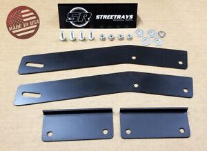 "SR 52"" LED Light Bar Mounting Bracket Kit FOR Jeep Cherokee 84-01 XJ MADE IN USA"