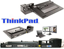LENOVO ThinkPad  Mini Dock Plus Serien 3 With   4338  W530 W520 2 x DVI