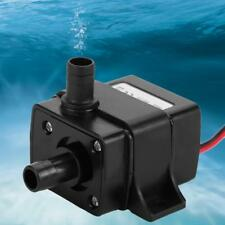 Ultra Quiet DC 12V 3m 4L/Min Brushless Motor Submersible Pool Water Pump Mini