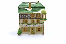 "Department 56 Alpine Village Series ""E. Staubr Barker"" Model 6540-8"