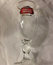 Four Stella Artois Chalice 40CL Glass Beer Pub Bar Pint