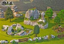 Geländeset: 3 teiliges Felsenset! Scenery Rockset (3 pcs.)! SONDERPREIS