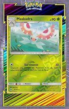 Maskadra Reverse - SL1:Soleil et Lune - 8/149 - Carte Pokemon Neuve Française