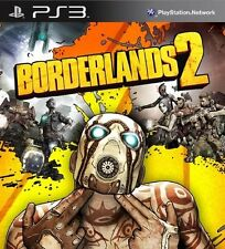 New PS3 Borderlands 2 Playstation 3 Game Factory Sealed!