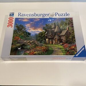 Ravensburger Tranquil Countryside Jigsaw Puzzle 3000 Pieces Unopened No 17 069 2