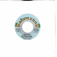 3RD WORLD BAND 45  Disco Hop / Let's Boogie At The Disco - NM