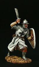 Tin soldier, Collectible, Knecht of Teutonic Order, XIII c. 54 mm, Medieval