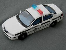 Maisto 2000 Chevy Impala Military Police Car 1/24th