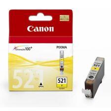 Canon CLI-521Y Yellow Inkjet Cartridge 2936B001 [CO57753]