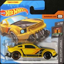 Hot Wheels 2005 Ford Mustang YELLOW #19 2020 new on short card