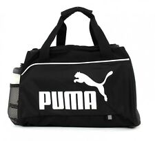 PUMA Bolsa Para Cadáveres Cruz FWaterbottle Bag Black Negro