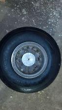 Bridgestone Aircraft Tire 40x14 - 24ply With B-737 Main Wheel