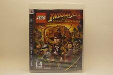 LEGO Indiana Jones The Original Adventures (Sony PlayStation 3, 2008)