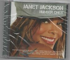 Janet Jackson Icon Number Ones 2010 CD Escapade, Nasty, Together Again