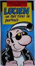 BD PUB/ MARGERIN : Lucien se fait tirer le portrait / PHOTOMATON 1991 / TBE