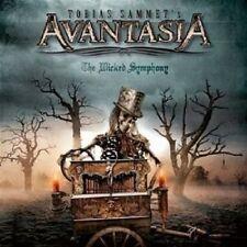 """AVANTASIA """"THE WICKED SYMPHONY"""" CD NEU"""