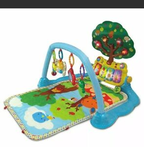 Vtec LF Glow & Giggle Playmat - Super Fun and Colourful! Missing mobiles