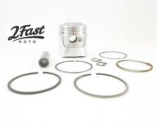 Honda ATC70 TRX70 Piston & Rings Kit Std Size Domed Include Pin Clips 2FastMoto