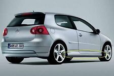 NEW GENUINE VW GOLF MK5 ACCESSORY BODYKIT SIDE SKIRTS SET
