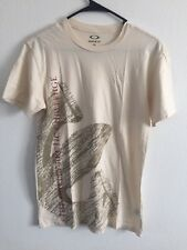 ORIGINAL VINTAGE THE OAKELY ARCTIC CHALLENGE Men's Organic Cotton Rare T-Shirt S