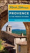 Rick Steves Provence & the French Riviera  paperback new