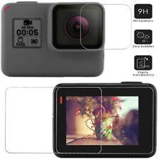 Film Protecteur écran LCD en Verre Trempé pour GoPro HERO BLACK 5 6 7