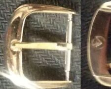 Original Frank Muller Buckle Fibbia 16mm inner Rose Gold Plated L@@K ! !