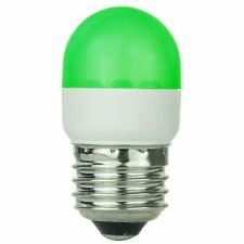 Sunlite 80252-SU T10/6LED/1W/G LED 120-volt 1-watt Medium Based T10 Lamp, Green