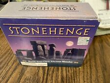 Stonehenge Build Your Own Kit Miniature Editions