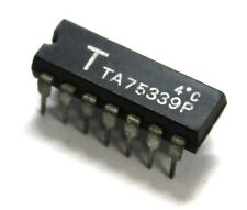 Circuit intégré IC chip puce Semiconductor semi-conducteur TA75339P