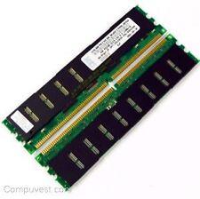 IBM PC-2100 1 GB DIMM 266 MHz DDR SDRAM Memory (33L5039)