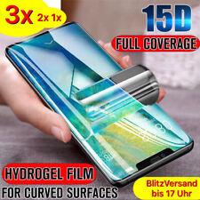 Samsung S8 S9 PLUS S10 S20 Panzerfolie Schutzfolie Folie 3D Kein 9H Schutzglas