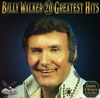 Billy Walker - 20 Greatest Hits [New CD]