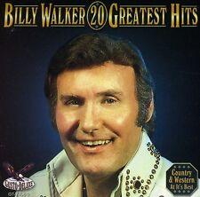 Billy Walker - 20 Greatest Hits [New CD]