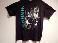 Van Halen Ou812 Concert T Shirt New without Tags! Rare L Black
