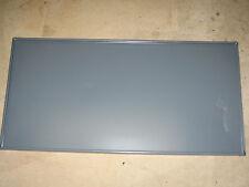 "EDSAL S18-5 Additional Shelf, Gray, 36"" W, Pack of 5"