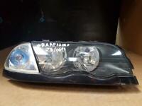2001 BMW 3 SERIES E46 SEDAN RIGHT HEADLIGHT 09/98-09/01