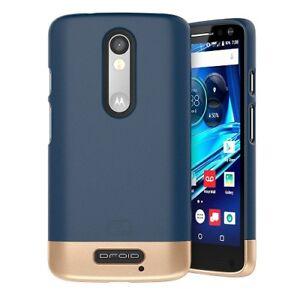 Motorola DROID Turbo 2 Case,(SlimShield Series) Ultra Thin Hybrid Cover