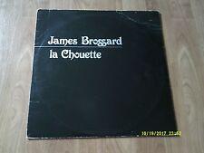 JAMES BROSSARD-LA CHOUETTE LP(VAU-FRANCE)