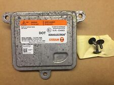(1) USED Genuine OEM Headlight Ballast for MANY GM vehicles LISTED
