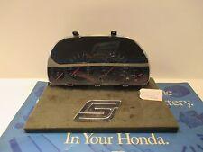 1998 Honda Prelude gauge cluster speedometer odometer instrument  177K