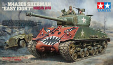 Tamiya 35359 M4A3E8 Sherman 'Easy Eight' Korean War 1/35 Scale Model Kit