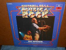 Joe Cocker - Historia De La Musica Rock No.11 Spanish LP -Polydor 28 61 302