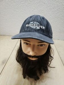 New Quiksilver Men/'s Tonal Pride USA Flag Snapback Cap Hat