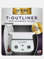 Andis 04521 Professional T-outliner Replacement Blade - Silver